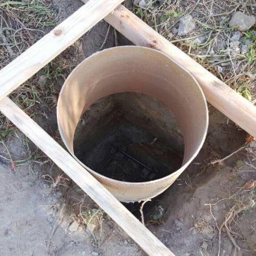 Excavation Footing