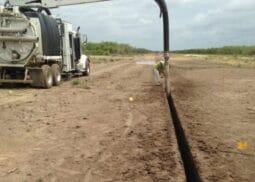 Hydro Excavation Trenching